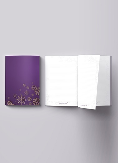 LWP Shop Christmas Notebook Mor